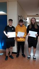 Results Day 13 August 2019