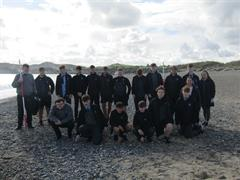 TY Geography Field Trip to the Beach Sept 21